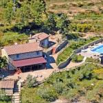 Ferienhaus Toskana TOH515 - Grundstück
