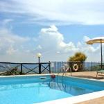 Ferienhaus Toskana TOH515 - Privatpool mit Ausblick