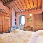 Ferienhaus Toskana TOH515 Schlafraum mit Schrank