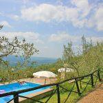 Ferienhaus Toskana TOH515 Swimmingpool
