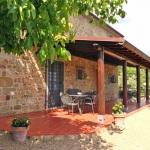 Ferienhaus Toskana TOH515 - Terrasse