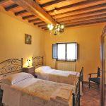 Ferienhaus Toskana TOH515 Zweibettzimmer