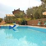 Ferienhaus Toskana TOH515 - großer Privatpool