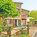 Ferienhaus Toskana TOH520 Ansicht vom Garten