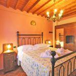 Ferienhaus Toskana TOH520 Doppelbettzimmer