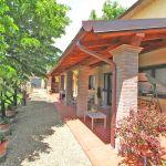 Ferienhaus Toskana TOH520 Gartenmöbel auf der Terrasse
