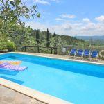 Ferienhaus Toskana TOH520 Pool