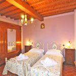 Ferienhaus Toskana TOH520 Schlafzimmer