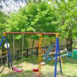 Ferienhaus Toskana TOH520 Spielgeräte im Garten