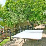 Ferienhaus Toskana TOH520 Tischtennisplatte im Garten