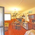 Ferienhaus Toskana TOH520 Wohnbereich mit Kamin