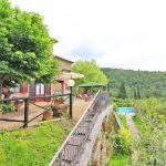 Ferienhaus Toskana TOH520 mit Pool