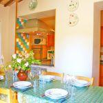 Ferienhaus Toskana TOH530 Esstisch