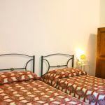 Ferienhaus Toskana TOH530 Schlafraum mit 2 Betten