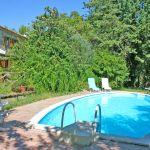 Ferienhaus Toskana TOH530 Swimmingpool mit Leiter