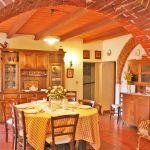 Ferienhaus Toskana TOH570 Essbereich