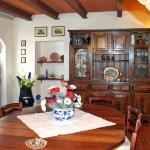 Ferienhaus Toskana TOH570 - Essbereich