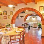 Ferienhaus Toskana TOH570 Esstisch