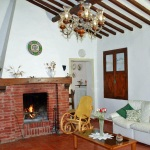 Ferienhaus Toskana TOH570 - Kamin