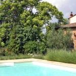 Ferienhaus Toskana TOH570 - Poolbereich