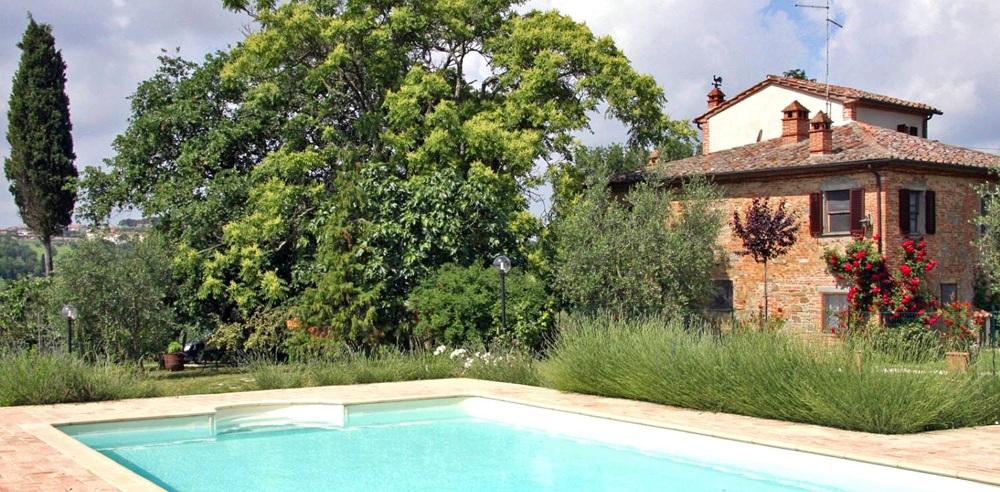 Toskana Ferienhaus TOH570 - Privatpool