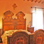 Ferienhaus Toskana TOH570 Schlafraum