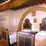 Ferienhaus Toskana TOH570 - Schlafraum mit 2 Betten