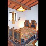 Ferienhaus Toskana TOH570 Schlafzimmer