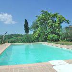 Ferienhaus Toskana TOH570 Terrasse um den Pool