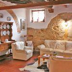Ferienhaus Toskana TOH570 Wohnbereich