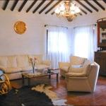 Ferienhaus Toskana TOH570 - Wohnraum