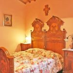 Ferienhaus Toskana TOH570 Zweibettzimmer