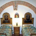 Ferienhaus Toskana TOH570 - Zweibettzimmer