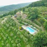 Ferienhaus Toskana mit Pool TOH515