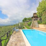 Ferienhaus Toskana mit Pool TOH520