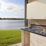 Ferienhaus Florida FVE46175 Waschtisch auf der Terrasse