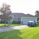 Ferienhaus Florida FVE46175 Zufahrt zum Haus