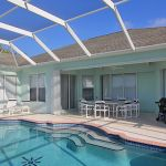 Ferienhaus Florida FVE46225 überdachte Terasse