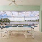 Ferienhaus Florida FVE46225 überdachte Terrasse am Pool