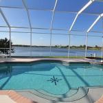 Ferienhaus Florida FVE46225 Ausblick vom Pool
