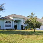 Ferienhaus Florida FVE46225 Haus mit Garage