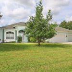 Ferienhaus Florida FVE46225 Hausansicht von vorne