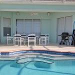 Ferienhaus Florida FVE46225 Pool mit eingelassenen Treppen