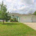 Ferienhaus Florida FVE46225 mit Garage