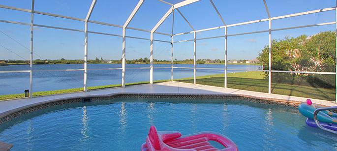Ferienhaus Florida FVE46275 - Pool mit Ausblick