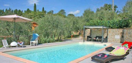 Ferienhaus Toskana Sinalunga 215 mit Pool und schönem Naturgrundstück, kostenlose Stornierung bis 45 Tage vor Anreise für alle Neubuchungen, An- und Abreisetag Samstag.