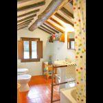 Ferienhaus Toskana TOH400 Badezimmer