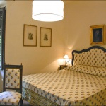 Ferienhaus Toskana TOH400 - Doppelbettzimmer