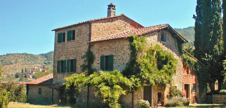 Ferienhaus Toskana Olmo 400 mit Pool und Ausblick, Wohnfläche 100qm. Wechseltag Samstag, Nebensaison flexibel auf Anfrage.