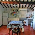 Ferienhaus Toskana TOH400 - Küche mit Esstisch